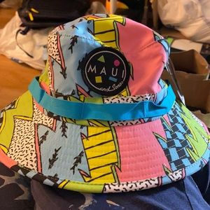 Maui And Sons Bucket Hat New With Tags Men's